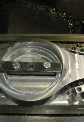 Della Godenza meccanica di precisione: processi produttivi fresatura