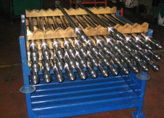 Della Godenza meccanica di precisione: processi produttivi montaggio
